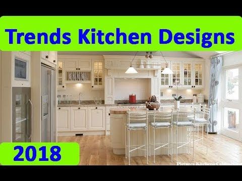 Designer Kitchens 2016 Entrancing Kitchen Designs Ideas 2018  Youtube Design Ideas
