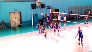 Pallavolo U14 eccellenza femminile - Bracco Pro Patria Milano  vs  Volley Sovico