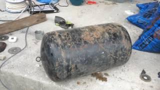 Mangal Sobası Yapımı Part 1
