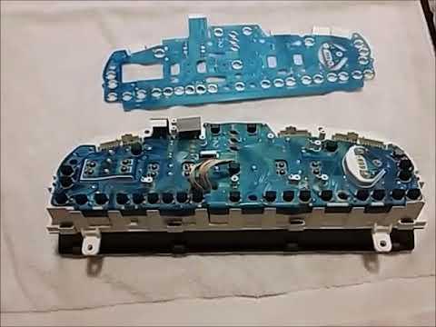 1999 Toyota 4runner P1780 Code With Erratic Dash Indicator Lights