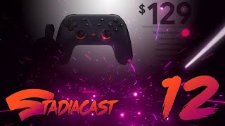 Stadia Connect :  The Games, the Price, The Patrick | Stadia Cast