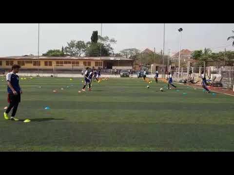 Astros football academy training Ghana 148