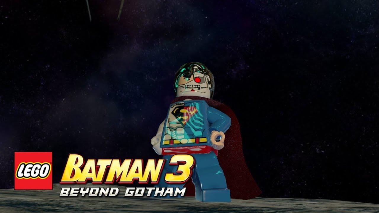 lego batman 3 cyborg superman - photo #7