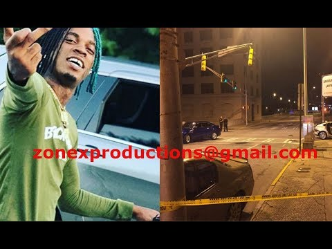 Atlanta Rapper Dae Dae SHOT AT OVER 30 TIMES WHILE IN VEHICLE on way to perform