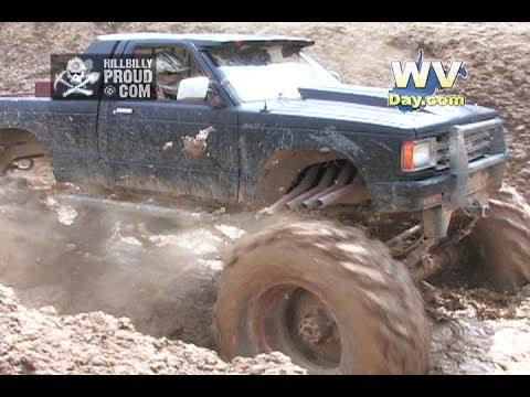 Deep Pit #7 HDMP Mud Bog Ohio May 4 2014