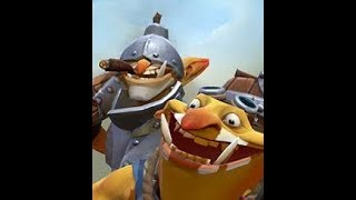 Dota2 7.21 Techies meet pudge.. stronger as usual