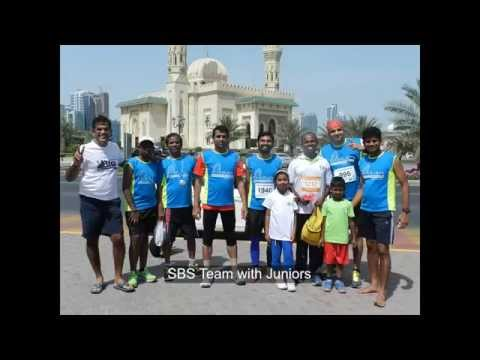 Emirates Golf Club Half Marathon