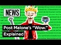 Post Malone S Wow Explained Song Stories mp3