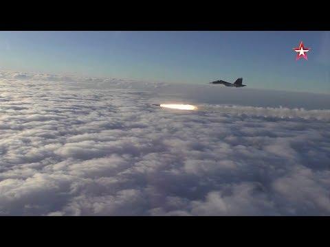 Авиация ЮВО уничтожает