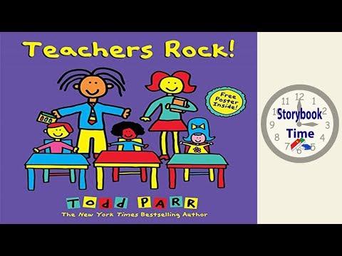 Teachers Rock - Kids Books Read Aloud