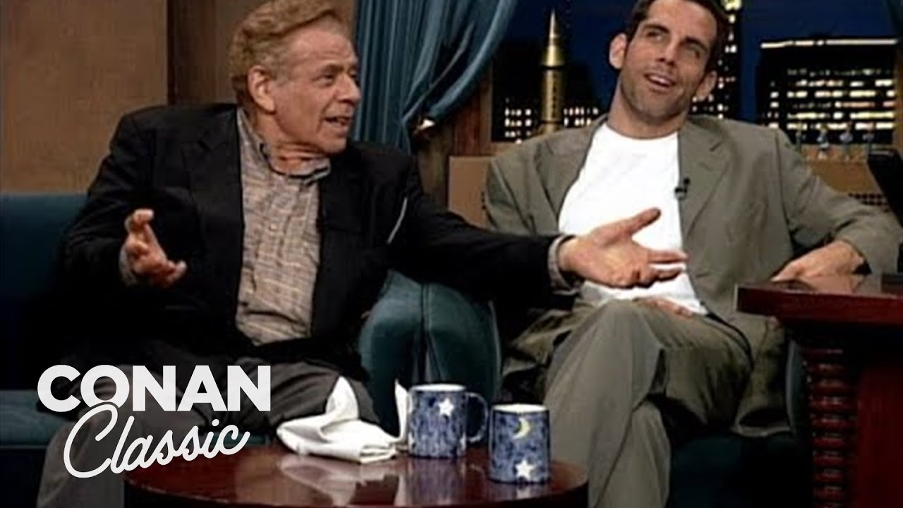 Download Ben & Jerry Stiller | Late Night with Conan O'Brien