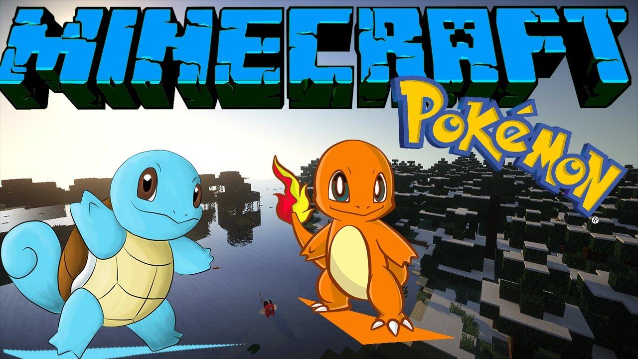 Minecraft pixelmon 1 charmander e squirtle ft - Pixelmon ep 1 charmander ...