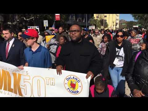 2018 Martin Luther King Day Parade