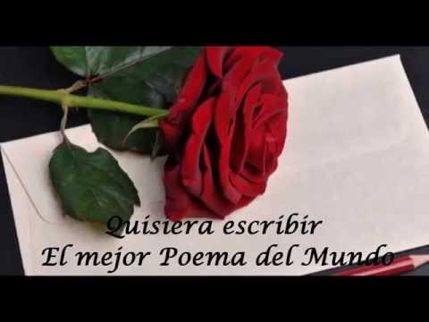 Poema de amor para la mujer que amo - el mejor poema del mundo- poemas de amor para ella