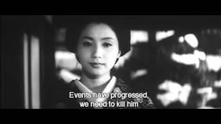Assassination (Shinoda, 1964) Scene: Sasaki realizes he can kill Hachiro