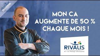 Témoignage Client Rivalis - Anthony, restaurateur (07) - Pilotage en cuisine