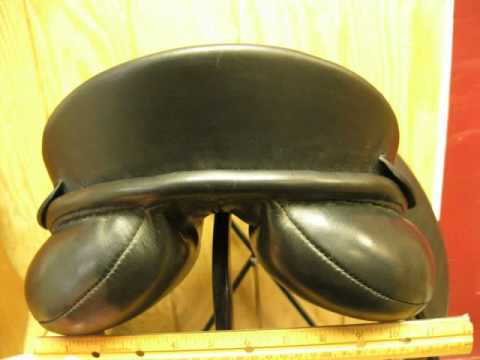Used Saddle for Sale- KN Allegro 16.75