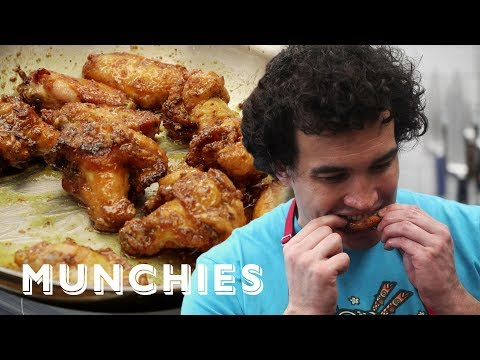 How To Make Chicken Wings Glazed In Fish Sauce