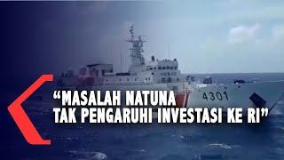 Dubes China: Konflik Natuna Tak Pengaruhi Investasi ke Indonesia
