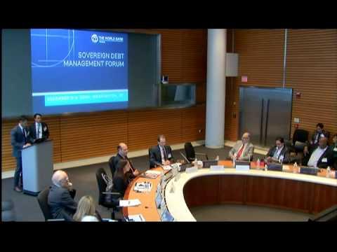 2014 Sovereign Debt Management Forum: Breakout Session 1