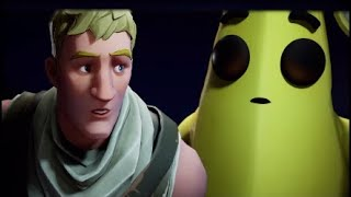 Fortnite battle pass and cinematic