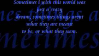 Nasty boy klick Sometimes i wish lyrics