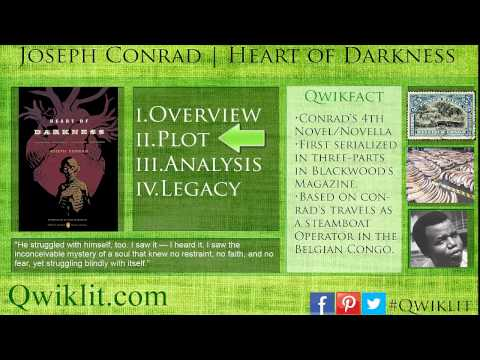 Qwiklit - Joseph Conrad | Heart of Darkness