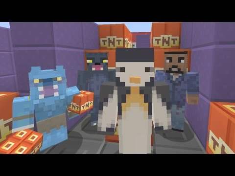 Minecraft Xbox - Bomberman Mini Game