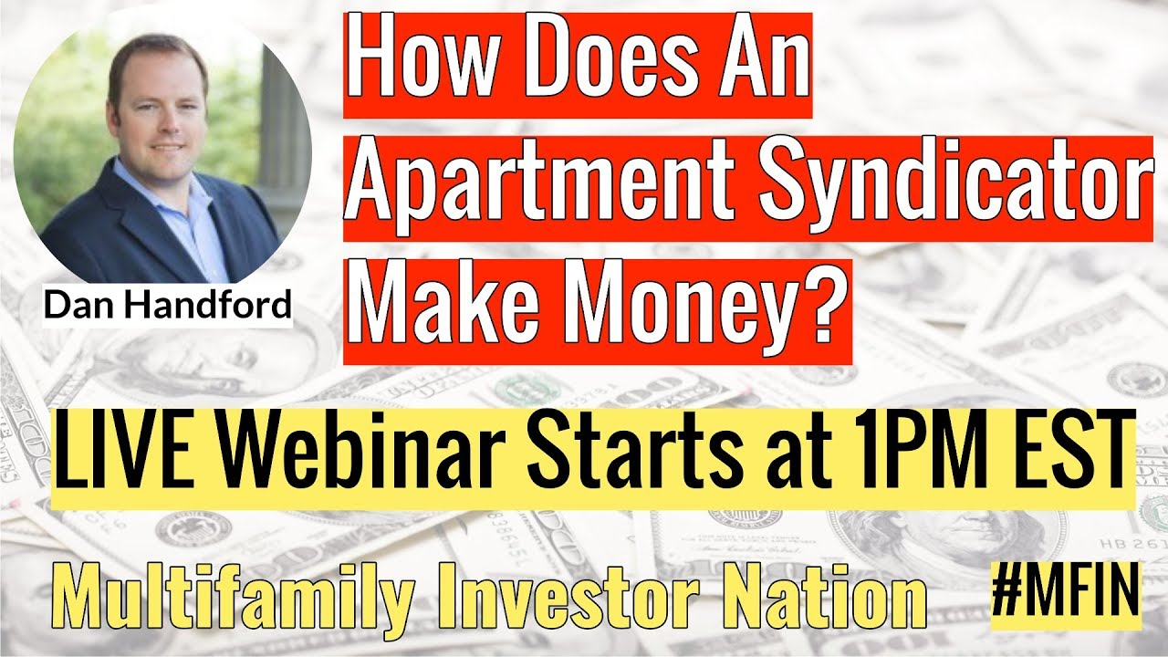 Apartment Syndication Structure - How Multifamily ...