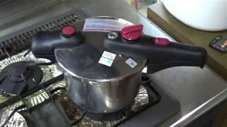 圧力 鍋 使い方