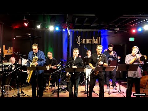 Winter Wonderland: The Cannonball Band (Latin Jazz Style)