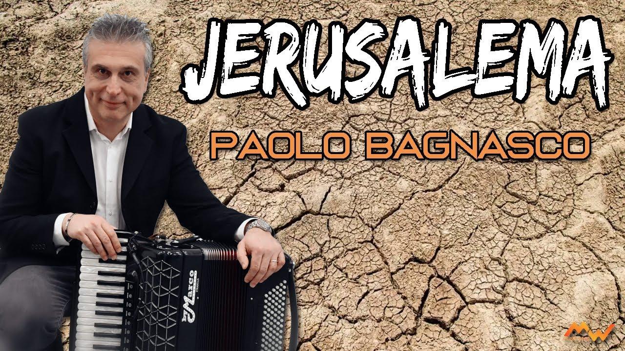 JERUSALEMA Master KG Cover Fisarmonica di Paolo Bagnasco (Version for Accordion)