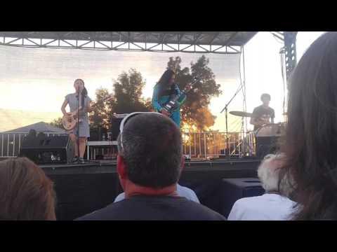Deerhoof live 06.14.2017 Troy, NY