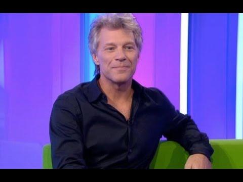 Jon Bon Jovi gushes over his 27 year marriage