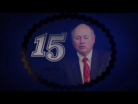 Honoring Pastor Wilburn - YouTube