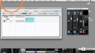 Cubase 6 303: Cubase TNT Tips and Tricks 1 - 48 Adding Studios for Headphones - Part 1