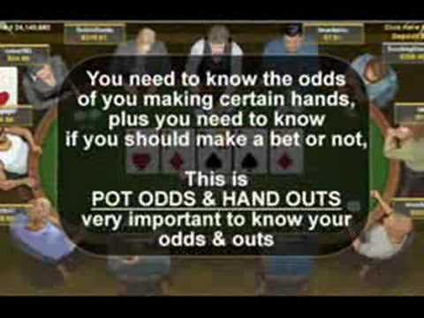 How to make money playing online poker.