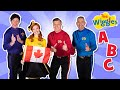 The Wiggles: Canadian Alphabet Song
