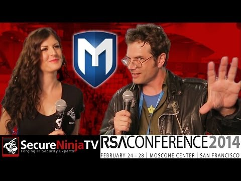 SecureNinjaTV RSA 2014 Tod Beardsley Metasploit