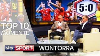 Die 10 besten Momente 2018/19 | Best Of Wontorra – der o2 Fußball-Talk | Sky Sport HD