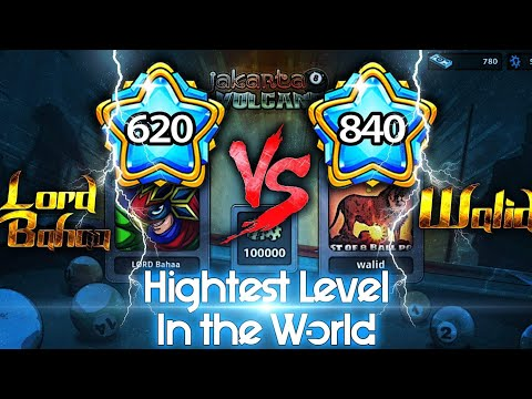 I played VS the owner of highest level in the World(Must watch)
