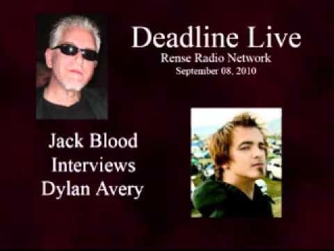Deadline Live - Jack Blood Interviews Dylan Avery - September 8 2010