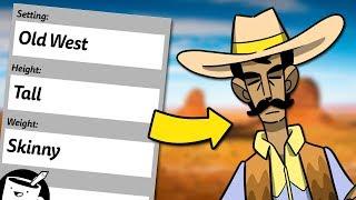 Character Creator Drawing Challenge