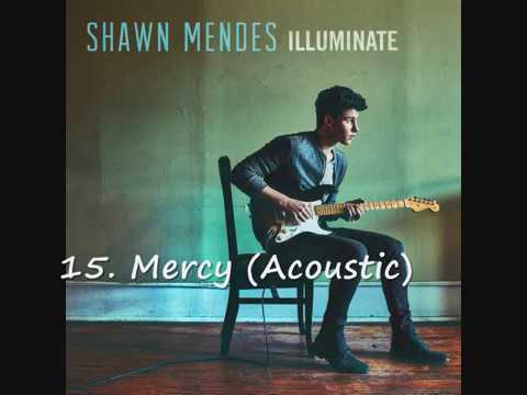 Shawn Mendes - Illuminate (Deluxe)   Album Preview +  Download Link