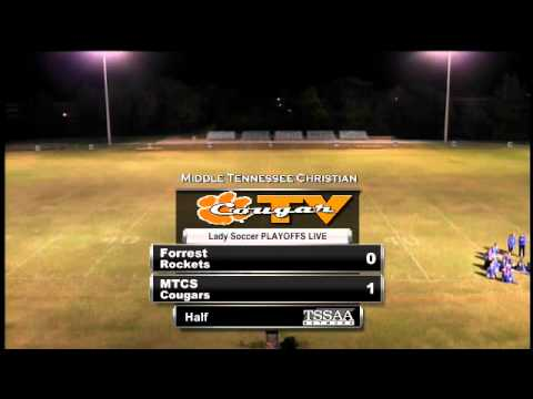 Girls Soccer- MTCS vs Forrest