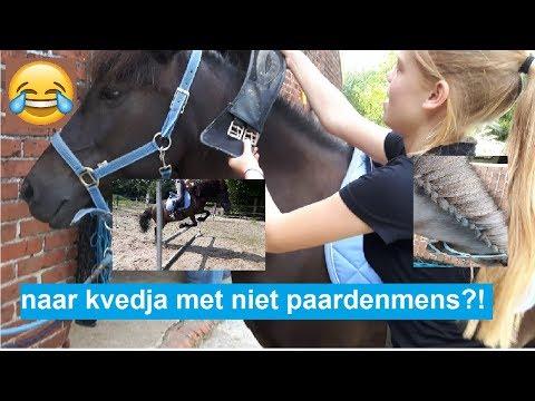 Naar Kvedja met een niet paardenmens! || #Vlog 11 || KVONA