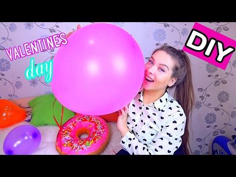 DIY: Valentines Day /Идеи на День Святого Валентина