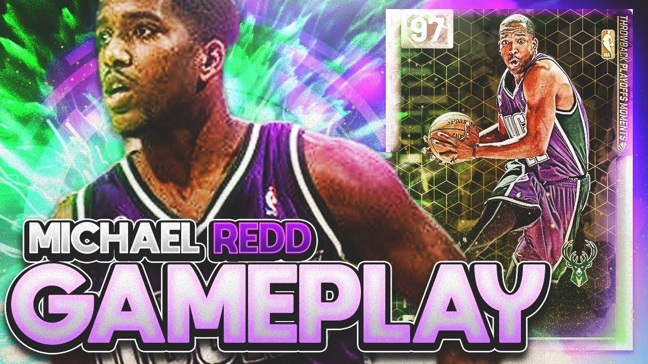 Pink Diamond Michael Redd Has The Best Jumpshot In The Game Nba 2k19 Myteam Gameplay Youtube