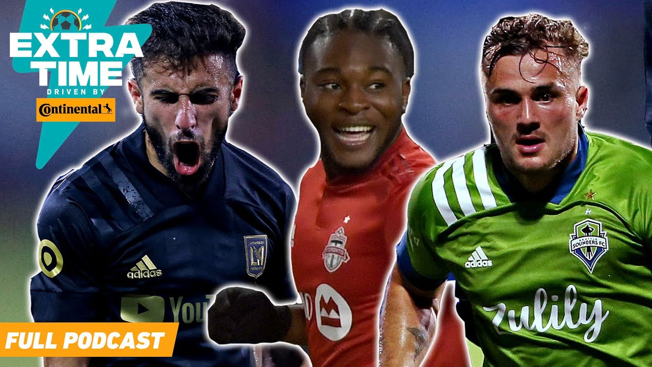 The Young Stars Lighting Up MLS Is Back Tournament