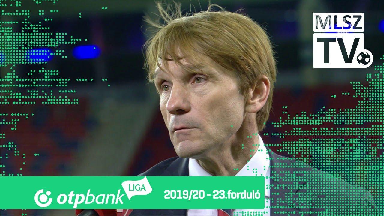 Edzői értékelések a MOL Fehérvár FC – Kaposvári Rákóczi FC ...